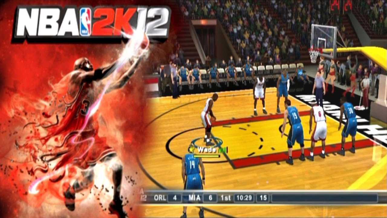 NBA 2K12  FOR PPSSPP IN HIGHLY COMPRESSED