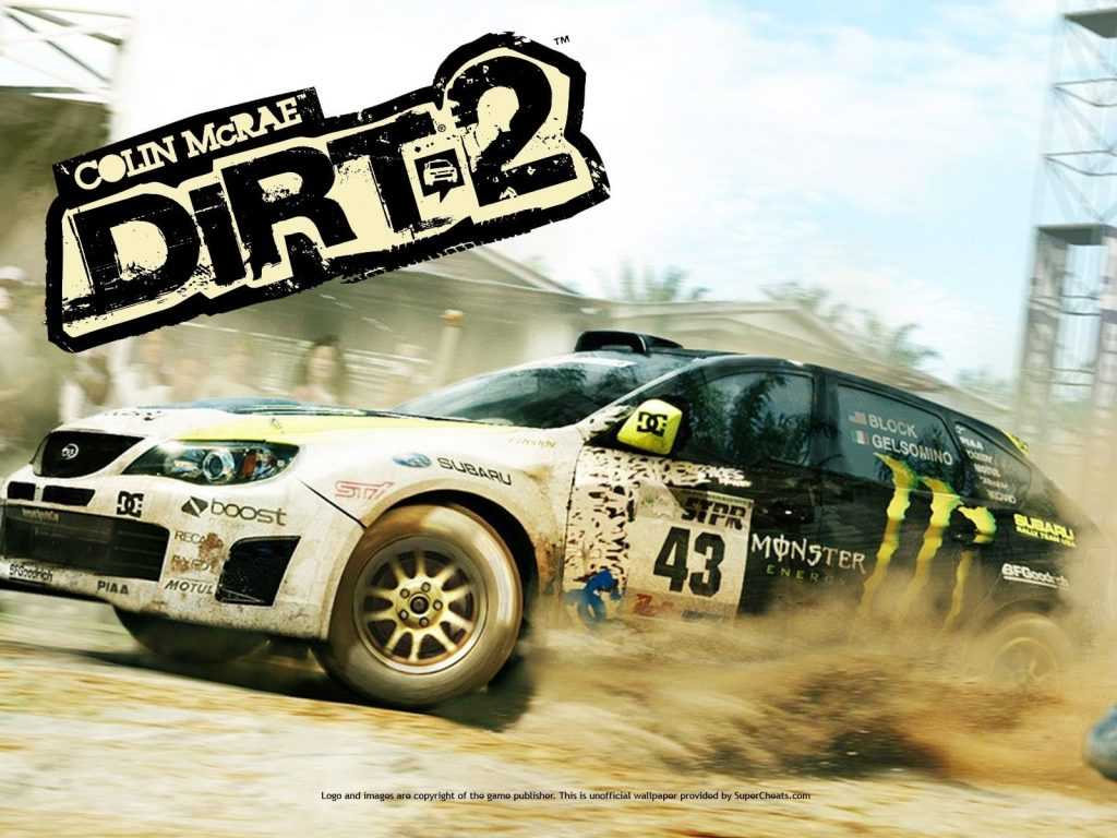 Colin McRae: Dirt 2 For PSP
